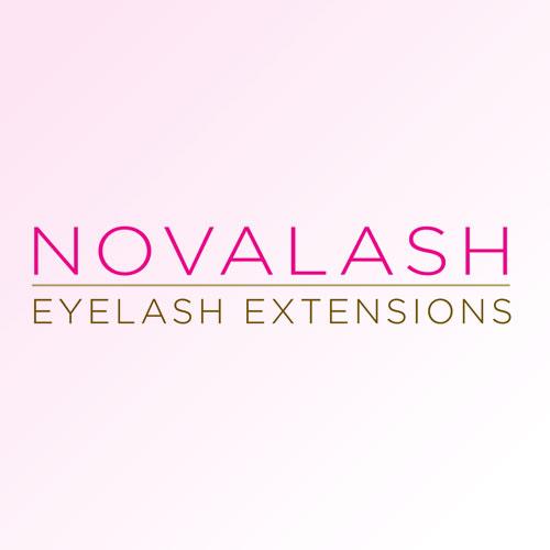 novalash lash salon products